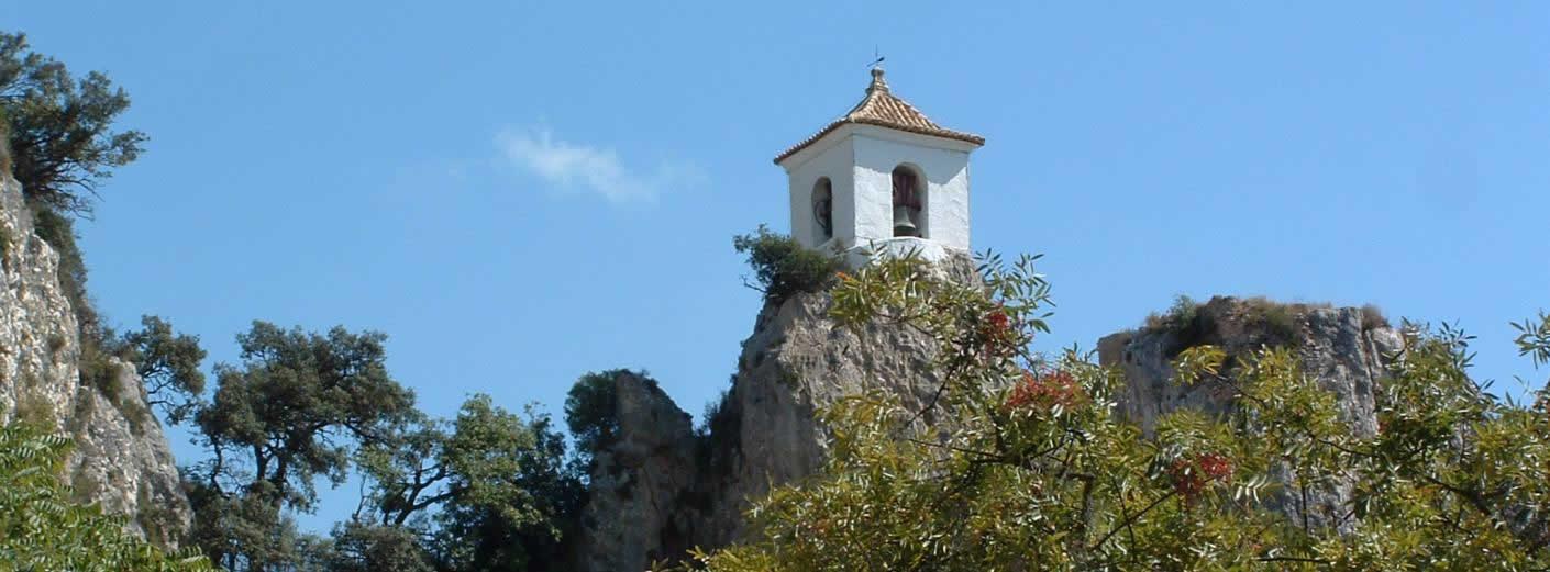 Les alentours - Guadalest